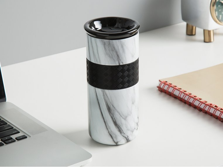Insulated Stainless Steel Tumbler by Elemental - 1