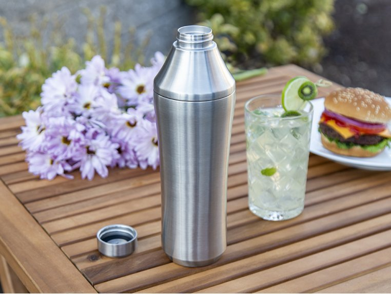 Super Insulated Craft Cocktail Shaker by Elevated Craft® - 1