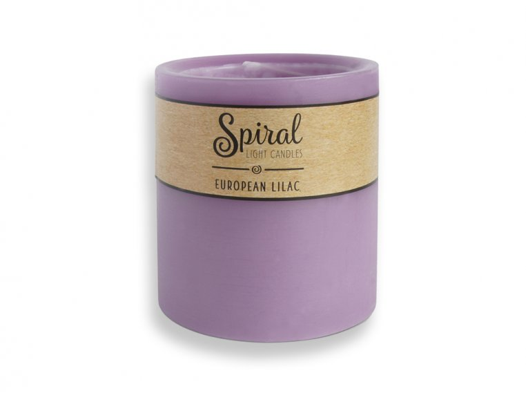 2-in-1 Spiral Candle by Spiral Light Candles - 15