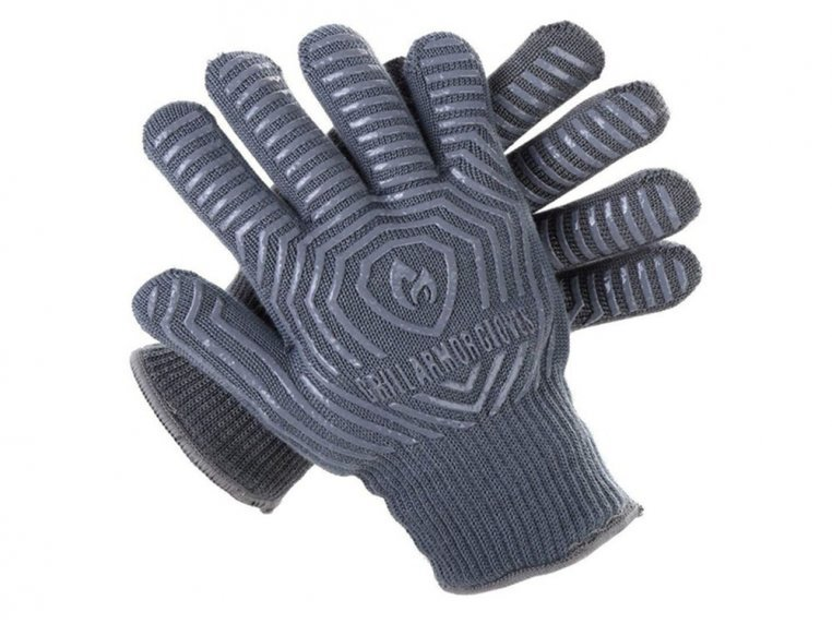 Heat-Resistant Cooking & Grilling Gloves by Grill Armor Gloves - 9