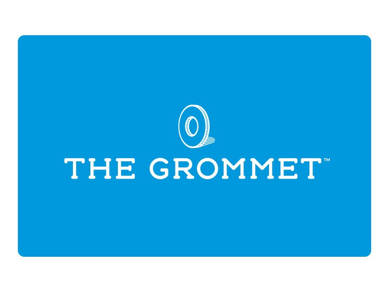 Grommet Logo by Email Gift Card - 1