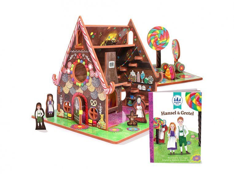 House & Storybook by Storytime Toys - 12