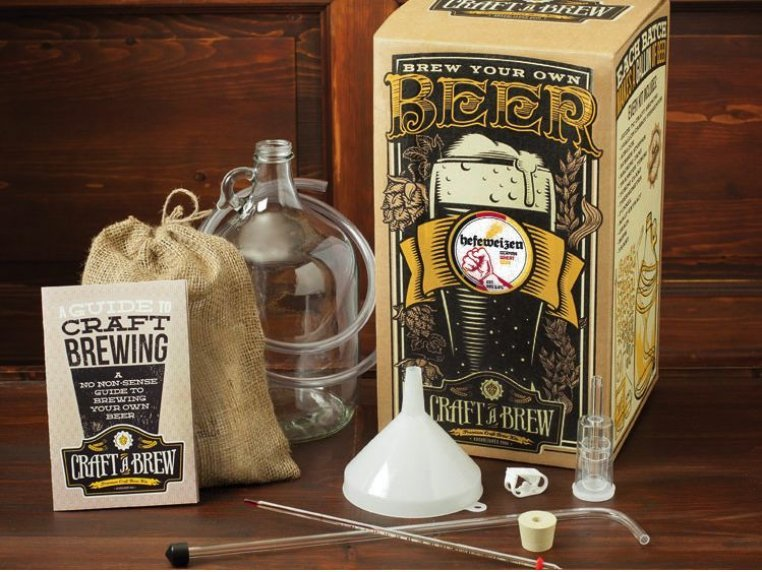 Premium Beer Making Kit by Craft a Brew - 2
