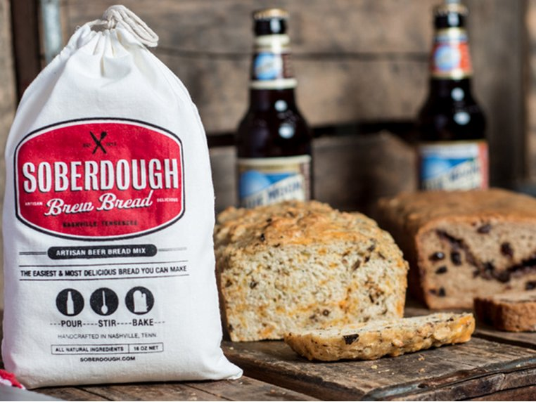 Artisan Brew Bread Mixes - Choose 3 by SoberDough - 1