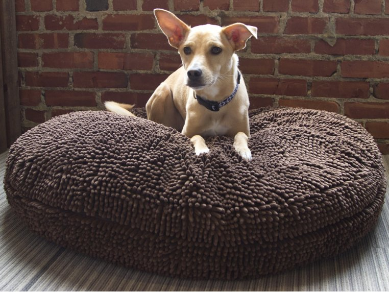 Super Snoozer Pet Bed by Soggy Doggy - 1