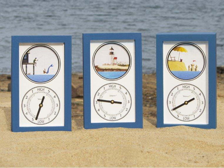 Tide Clock by Tidepieces - 1