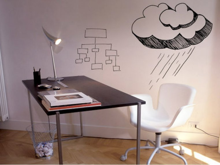 CREATE Dry Erase Paint by IdeaPaint - 1
