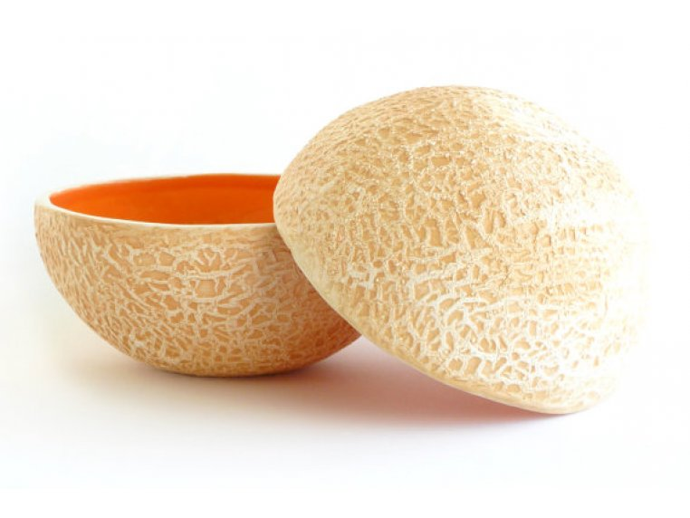Cantaloupe Bowl by Vegetabowls - 1