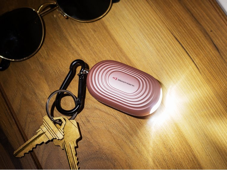Personal Security LED Alarm by iMaxAlarm - 1