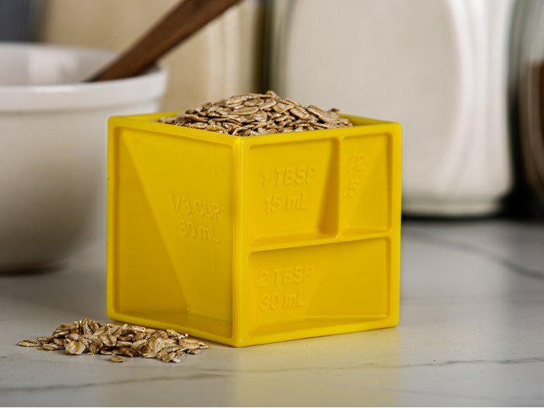All-in-1 Measuring Cube