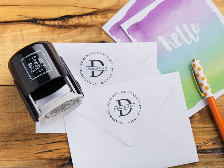 Personalized Stamp Kit by PSA Essentials - 6