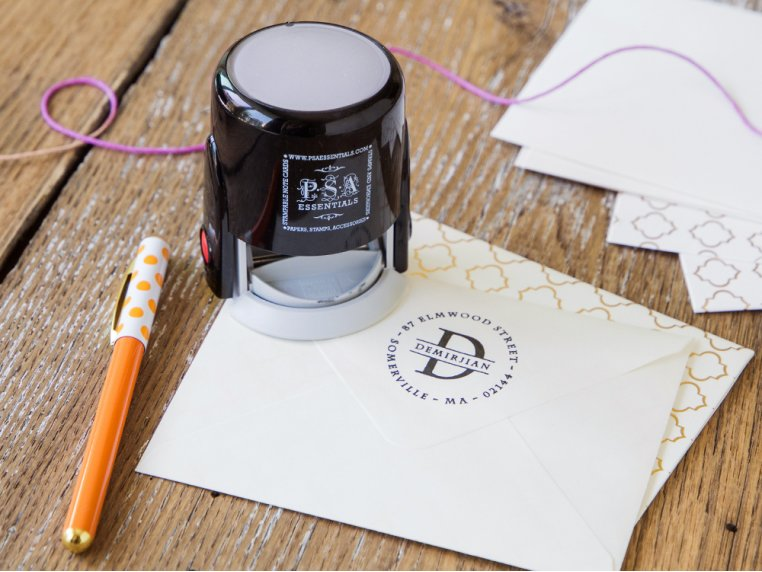 Personalized Stamp Kit by PSA Essentials - 4