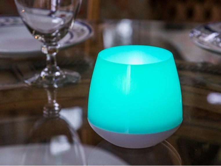 Bluetooth LED Candle by PLAYBULB - 5