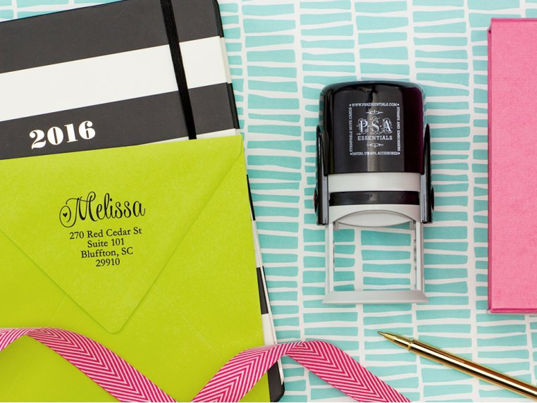 Personalized Stamp Kit by PSA Essentials - 2