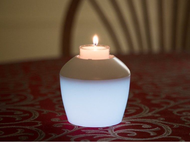 Bluetooth LED Candle by PLAYBULB - 2