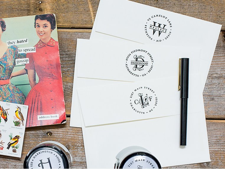 Personalized Stamp Kit