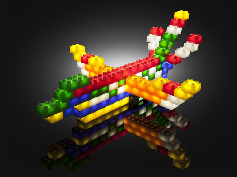 Light-up Building Blocks by Light Stax - 2