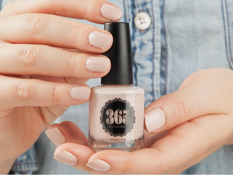 Vegan Nail Polish - Single Bottle by 365 Lacquer - 3