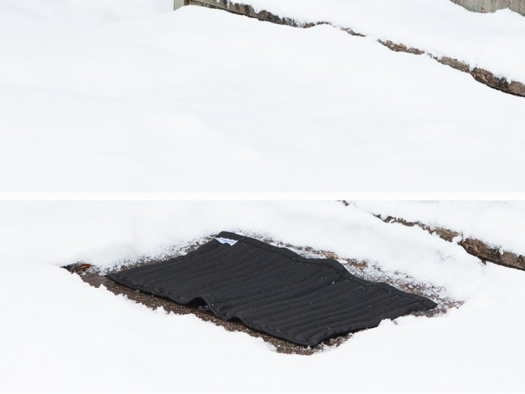Reusable Ice Melting Mat by Saltnets - 3