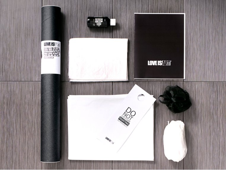 Intimate Art Kit by LOVE IS ART - 3