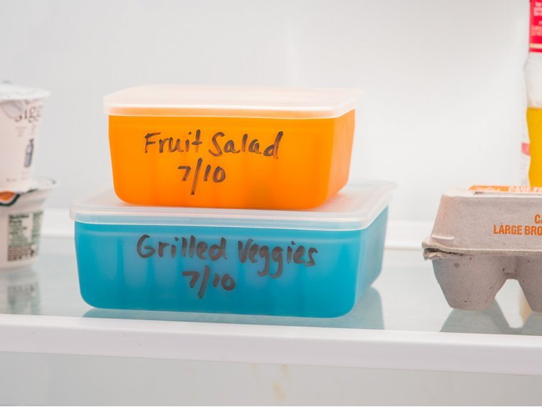 Food Storage Container - 4 Cup by Frego - 4