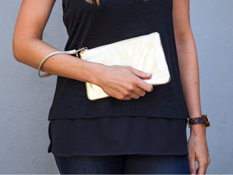 Classic Wristlet by Mighty Purse - 3
