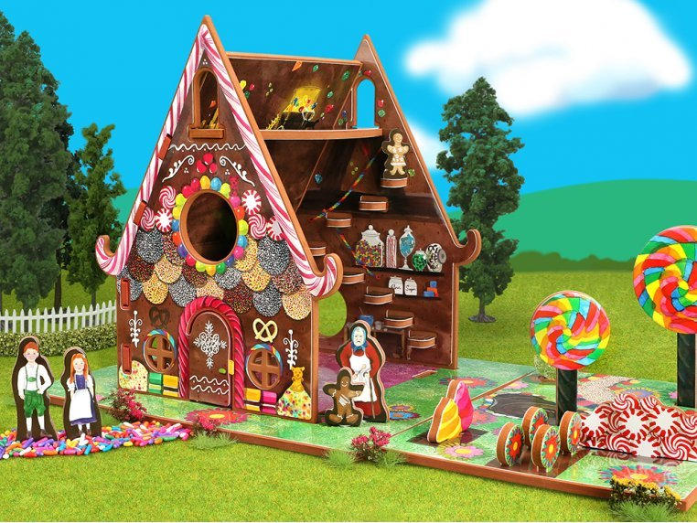 House & Storybook by Storytime Toys - 4