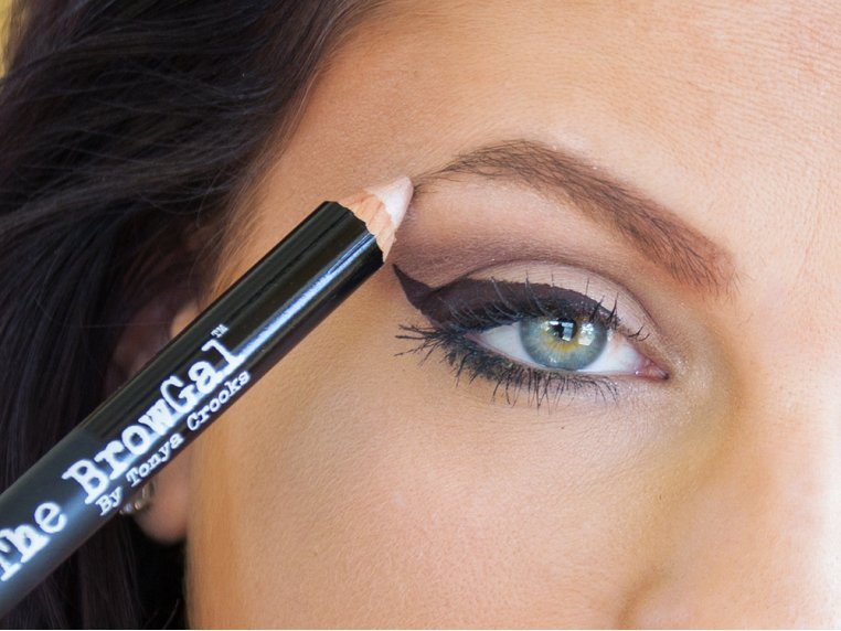 Eyebrow Highlighter Pencil by The BrowGal - 4