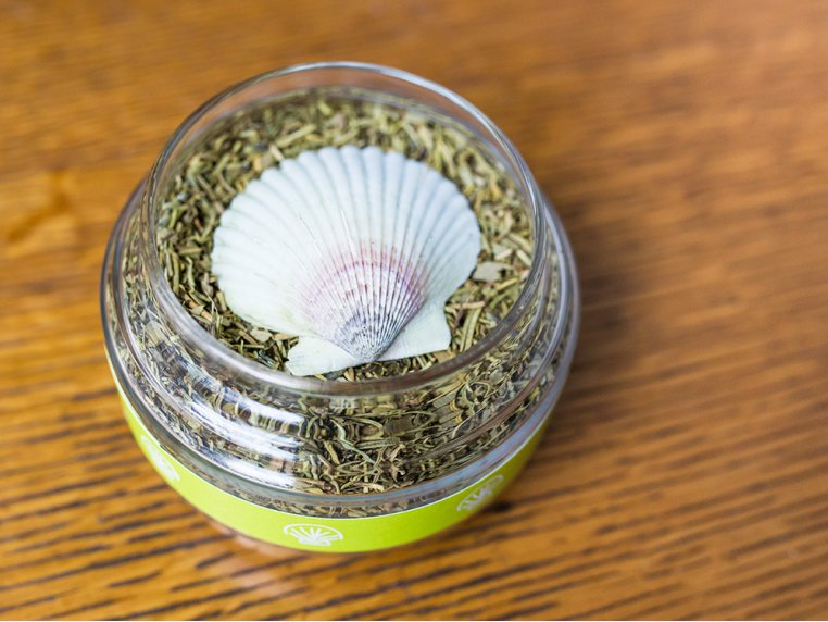 Herbal Inhalation Jar by Clear My Head - 3