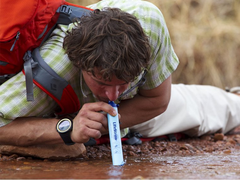 Personal Water Filter by LifeStraw - 1