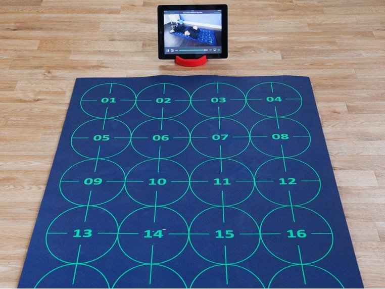 Yoga Mat by Yoga by Numbers - 4