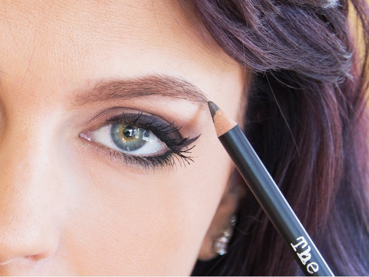 Skinny Eyebrow Pencil by The BrowGal - 4