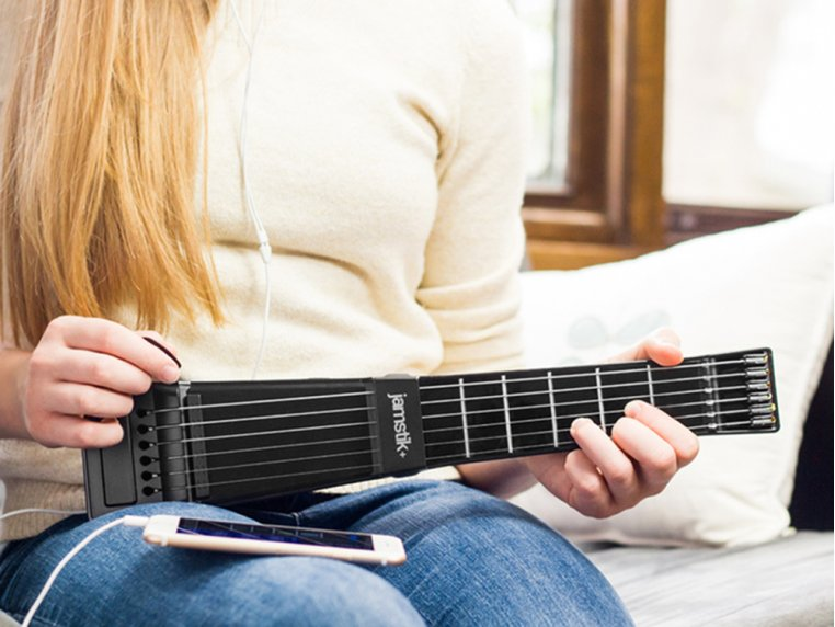 Bluetooth Connected Guitar by Jamstik+ - 2