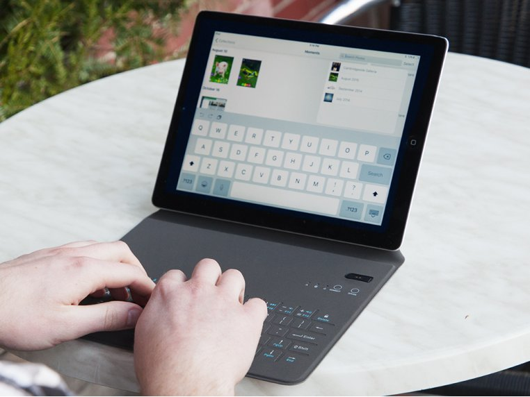 PortFolio Tablet Keyboard by iwerkz - 6