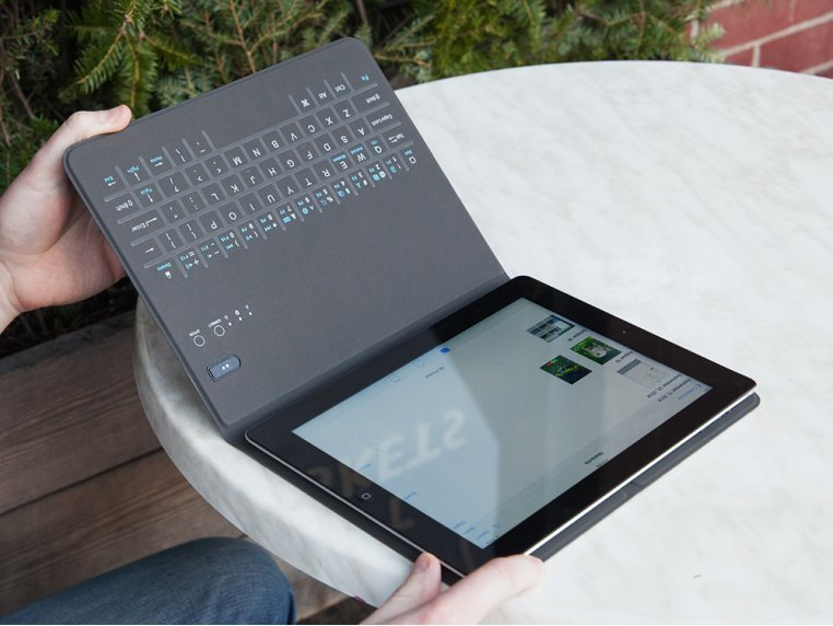 PortFolio Tablet Keyboard by iwerkz - 3