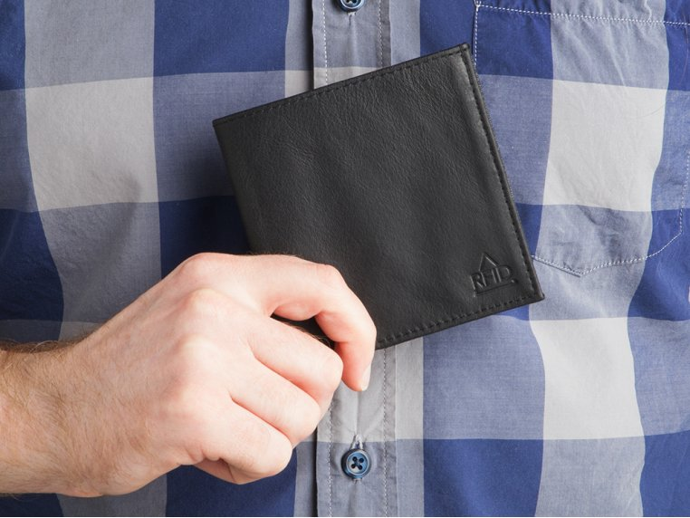 ID Wallet KeepSafe RFID by Allett - 2