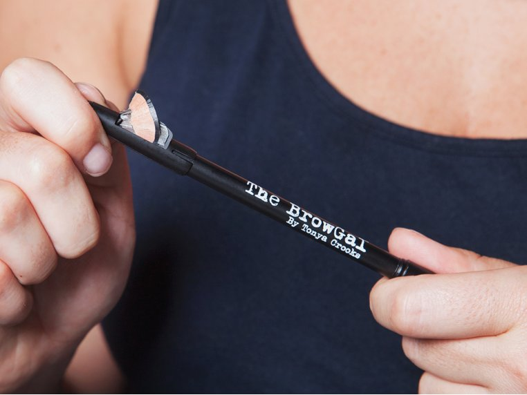 Skinny Eyebrow Pencil by The BrowGal - 1