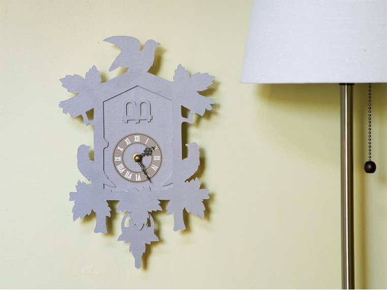 Small Cuckoo Clock by FunDeco - 3