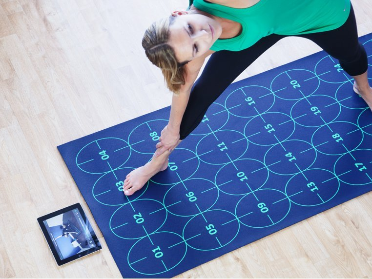 Yoga Mat by Yoga by Numbers - 2