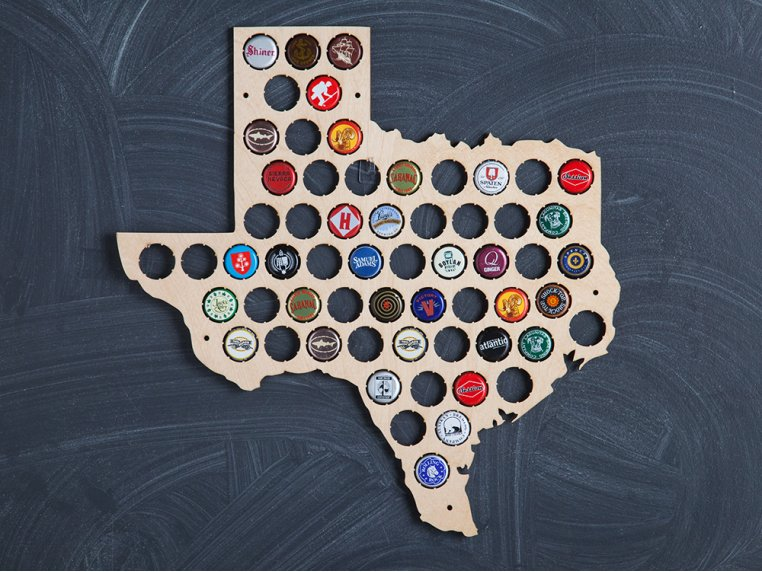 Choose Your State Beer Cap Trap by Torched Products - 7