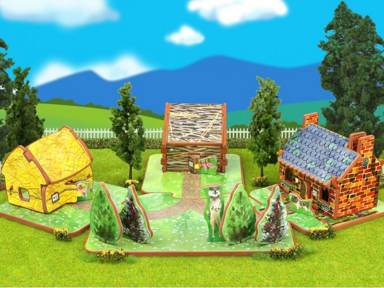 House & Storybook by Storytime Toys - 5