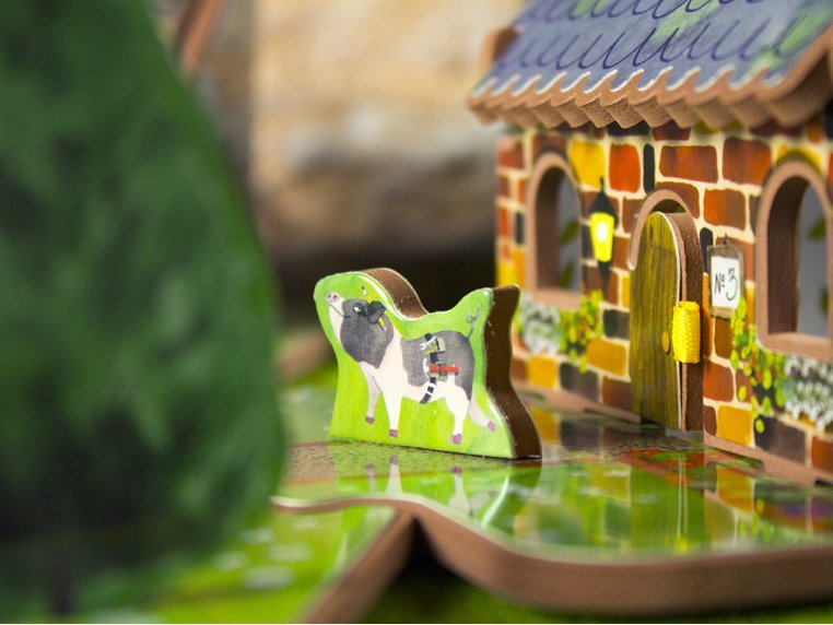House & Storybook by Storytime Toys - 6