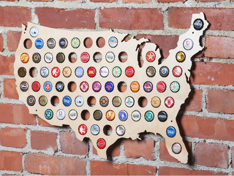 USA Beer Cap Trap by Torched Products - 4