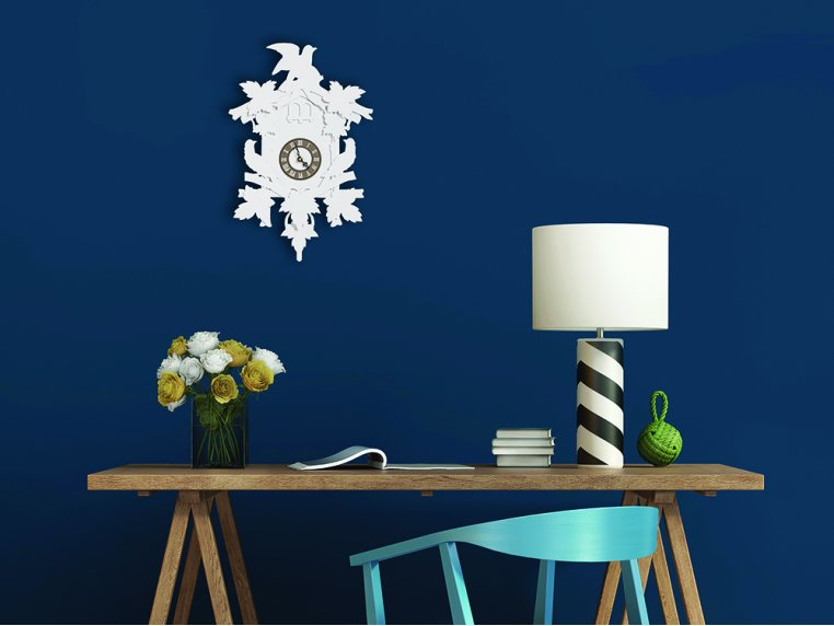 Large Cuckoo Clock by FunDeco - 3