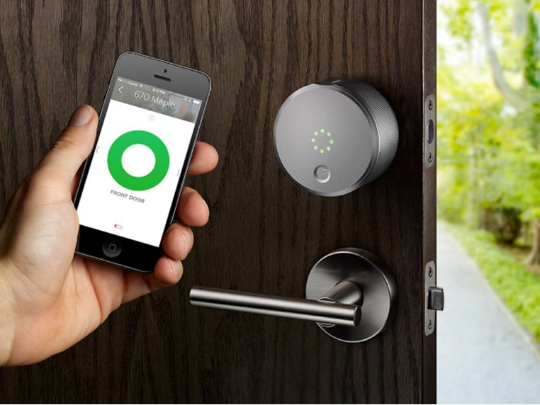 Keyless Smart Lock by August - 1