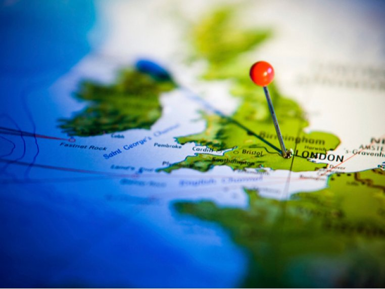 Personalized Traveler Maps by Map Your Travels - 1