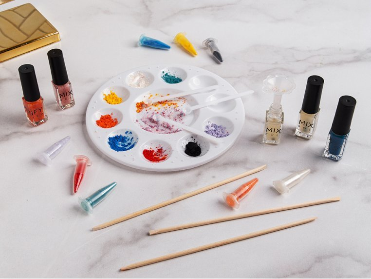Make Your Own Nail Polish Kit by Mixify Beauty - 1