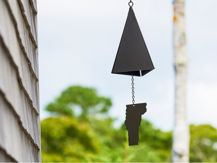 State Wind Bell by North Country Wind Bells - 1
