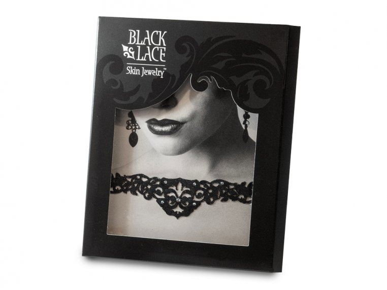 Skin Jewelry - Amorous by Black Lace - 6