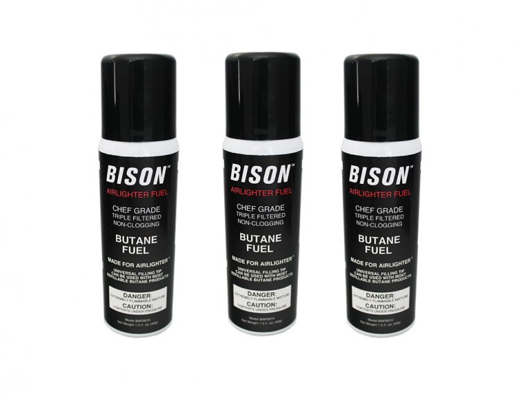3-Pack Bison Airlighter Fuel by Bison Airlighter - 1